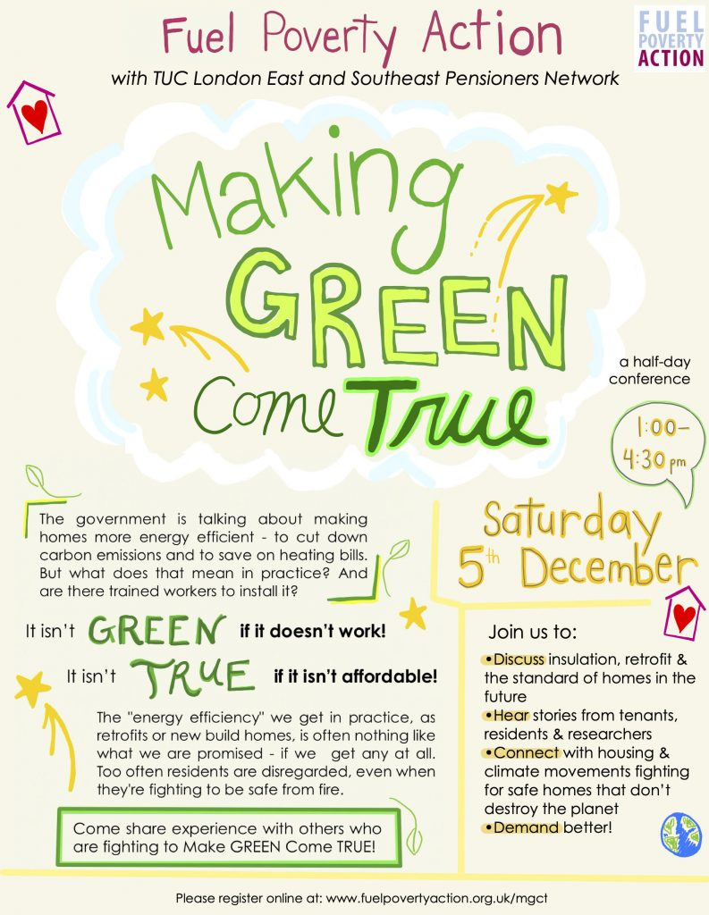 Making Green Come True Poster