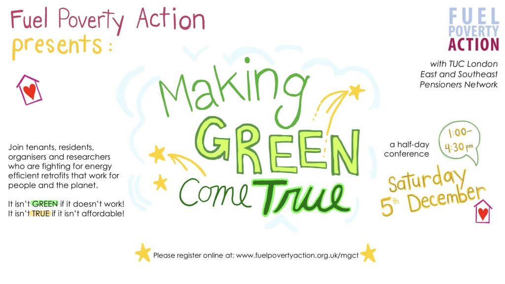 Making Green Come True Social Media Image